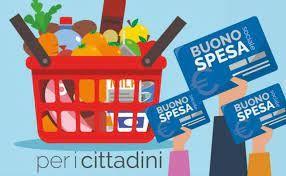 IV Avviso erogazioni buoni spesa per acquisto generi alimentari e farmaci